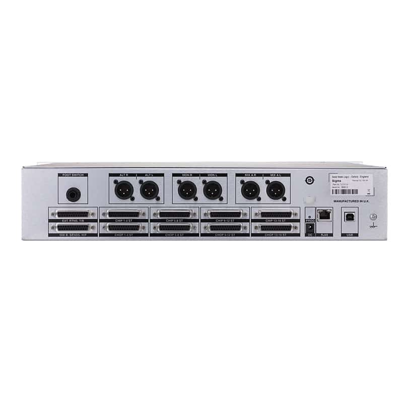 Solid State Logic Sigma 3 Pro Audio, Outboard, Sommatori e Mixer