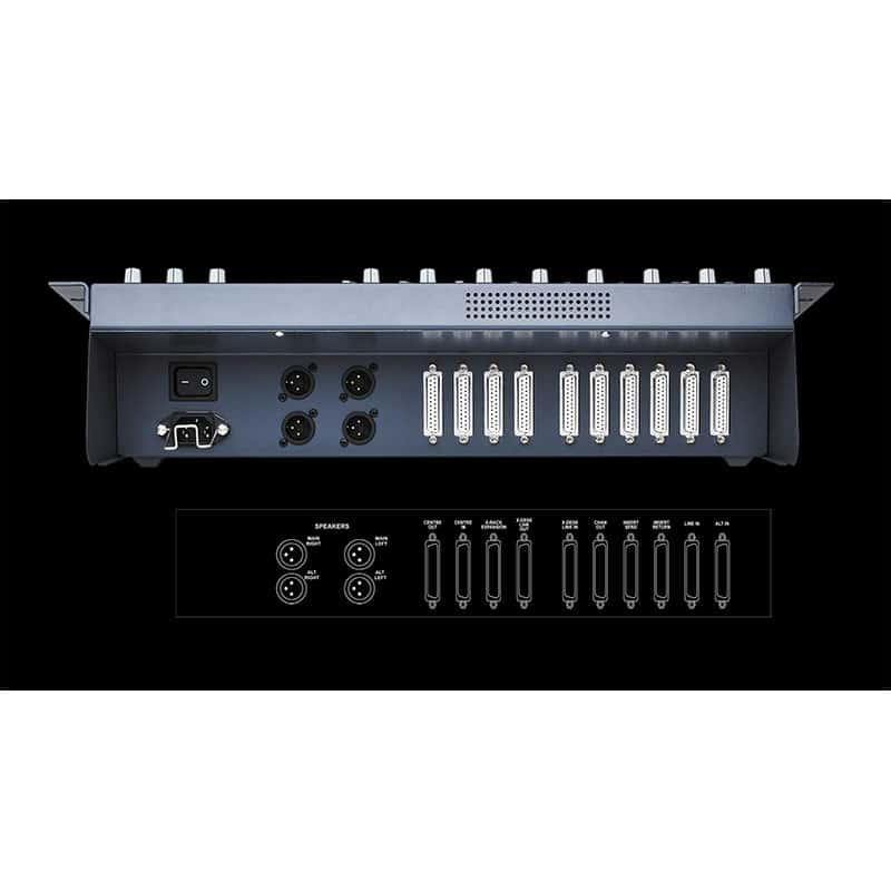 Solid State Logic X Desk 3 Outboard professionale analogico, Sommatori e Mixer professionali, Strumentazioni Pro Audio per studi di registrazione