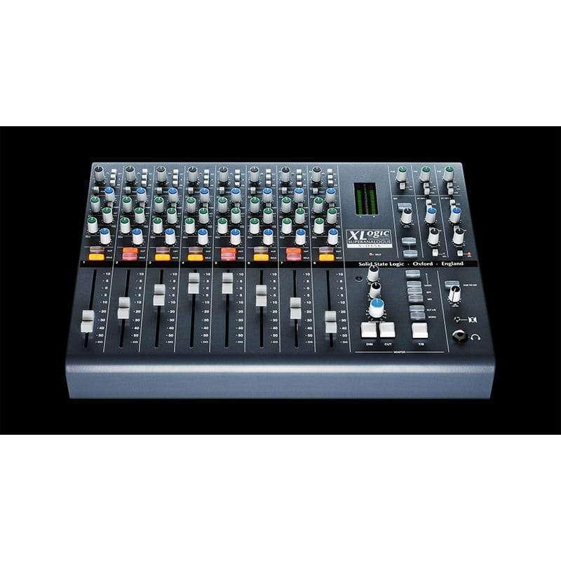 Solid State Logic X Desk Outboard professionale analogico, Sommatori e Mixer professionali, Strumentazioni Pro Audio per studi di registrazione