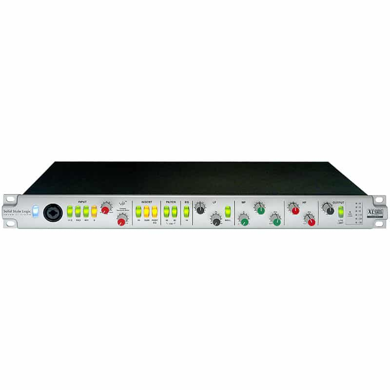 Solid State Logic XLogic Alpha Channel 1 Pro Audio, Outboard, Preamplificatori Microfonici