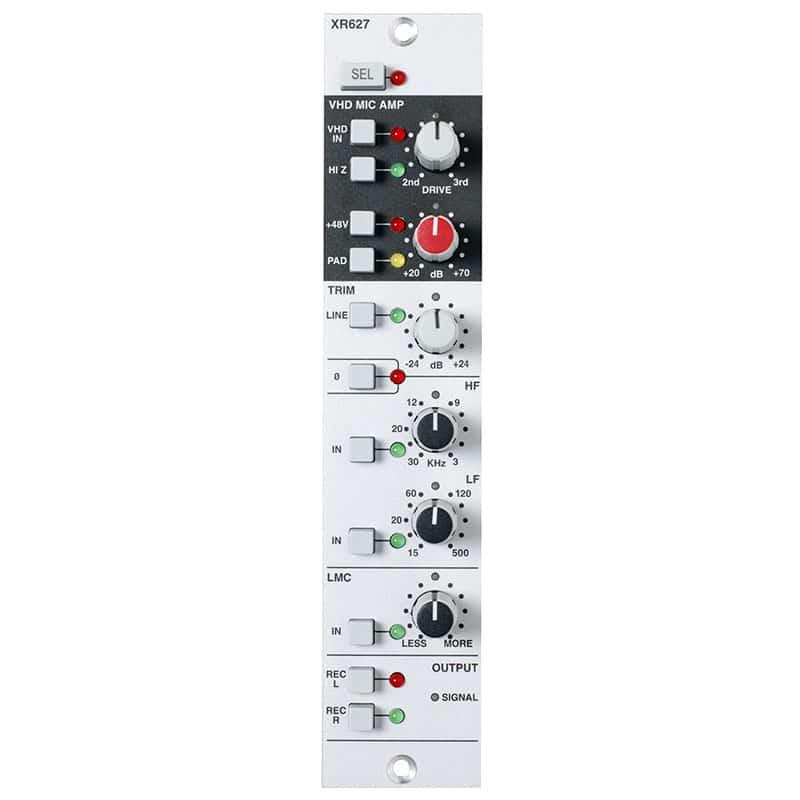 Solid State Logic XR 627 VHD Input module Pro Audio, Outboard, Preamplificatori Microfonici