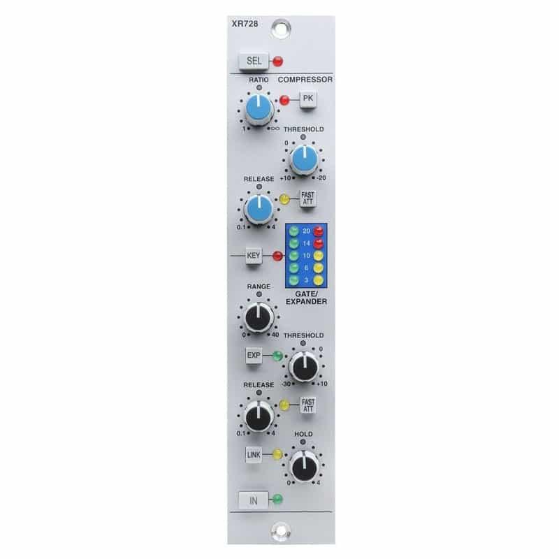 Solid State Logic XR 728 Pro Audio, Outboard, Compressori