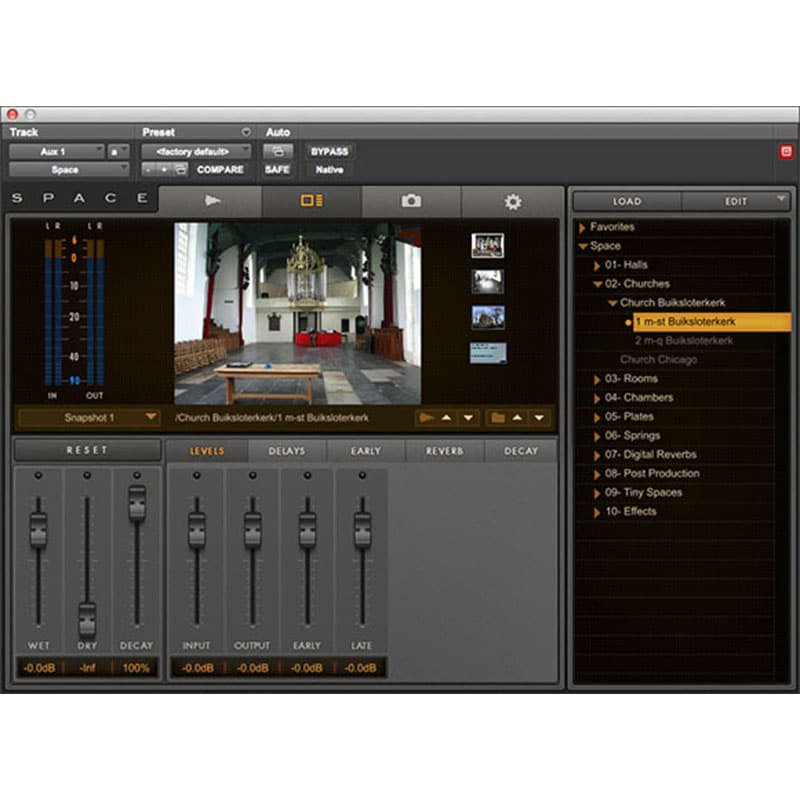 Space Impulse Response Library InsetPlugin AVID Annual Plugins and Support Plan for Pro Tools Renewal (Card)