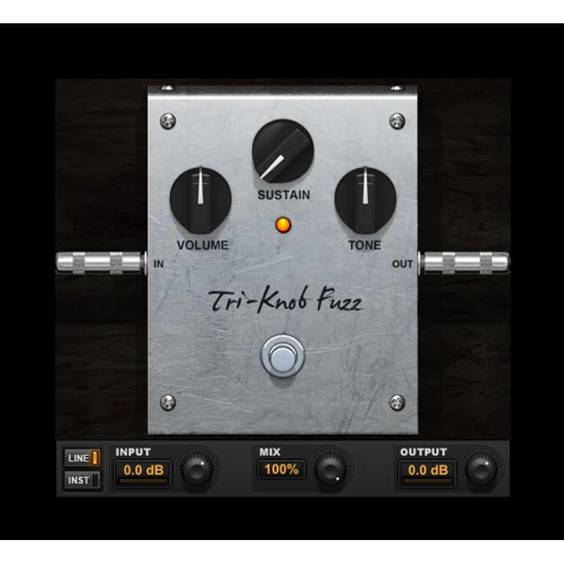 TRI KNOB FUZZ AVID Annual Plugins and Support Plan for Pro Tools Renewal (Card)