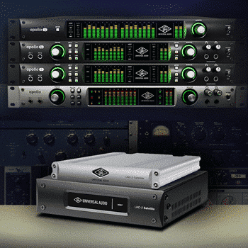 Universal Audio Apollo con Satellite Omaggio