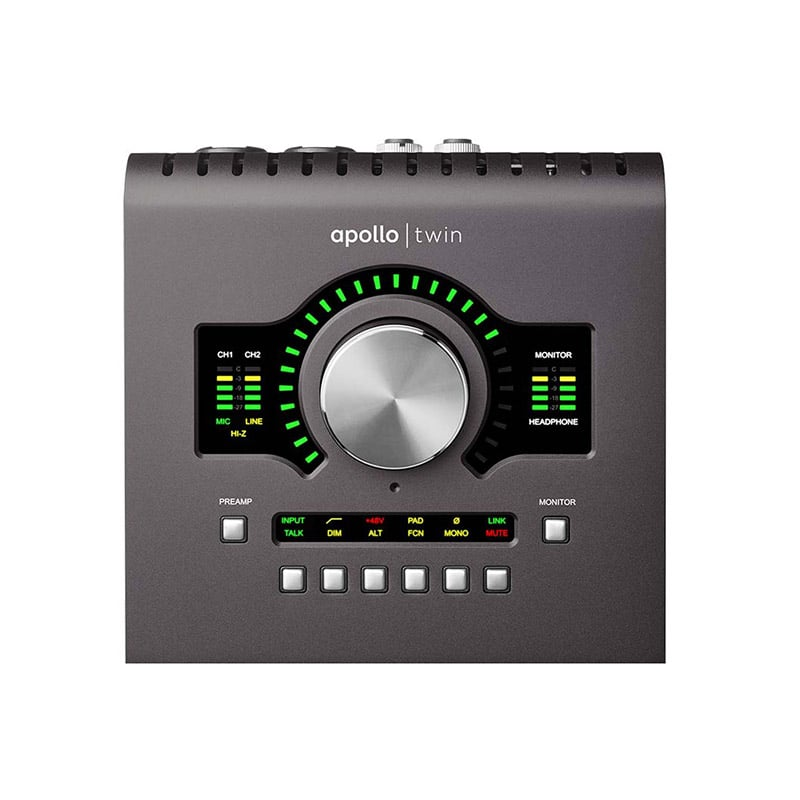apollo twin mkII 1 Pro Audio, Audio Digitale Convertitori e Schede Audio, Schede Audio per PC e MAC
