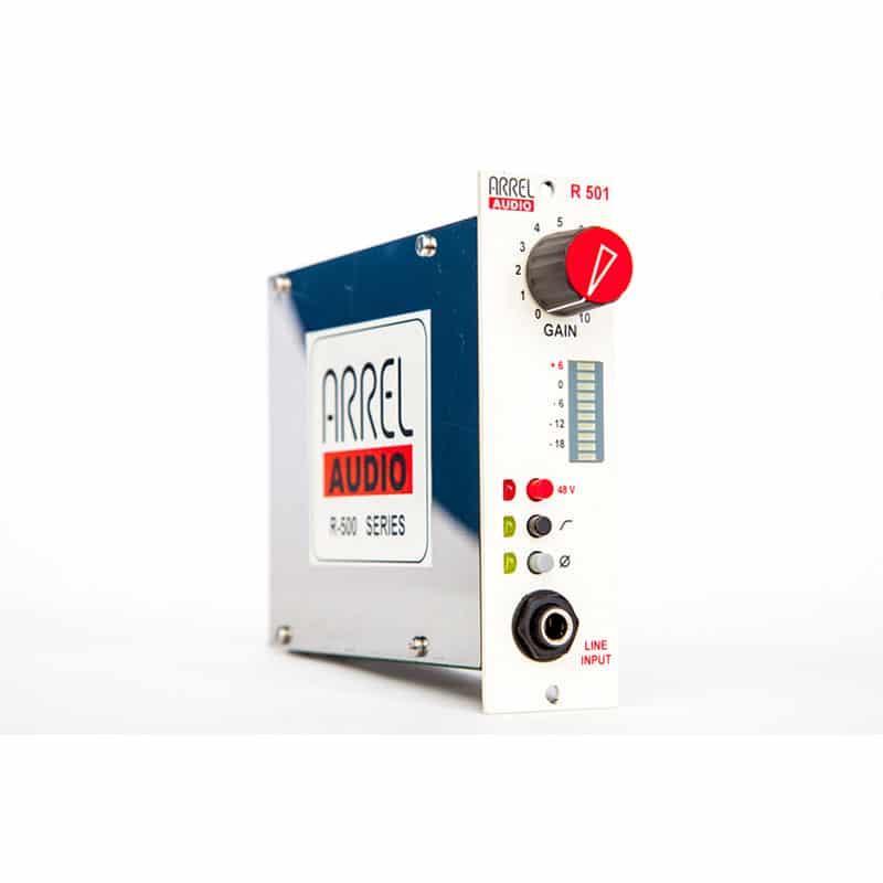 arrel audio R 501 1 Arrel Audio R 501