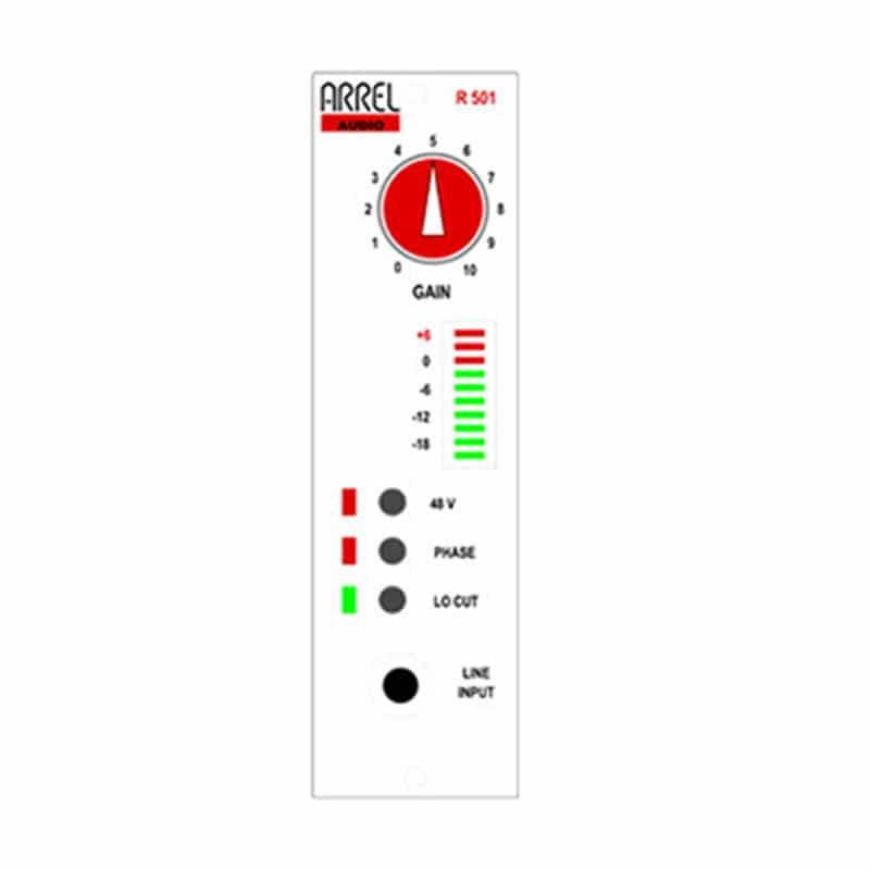 arrel audio R 501 2 Arrel Audio R 501