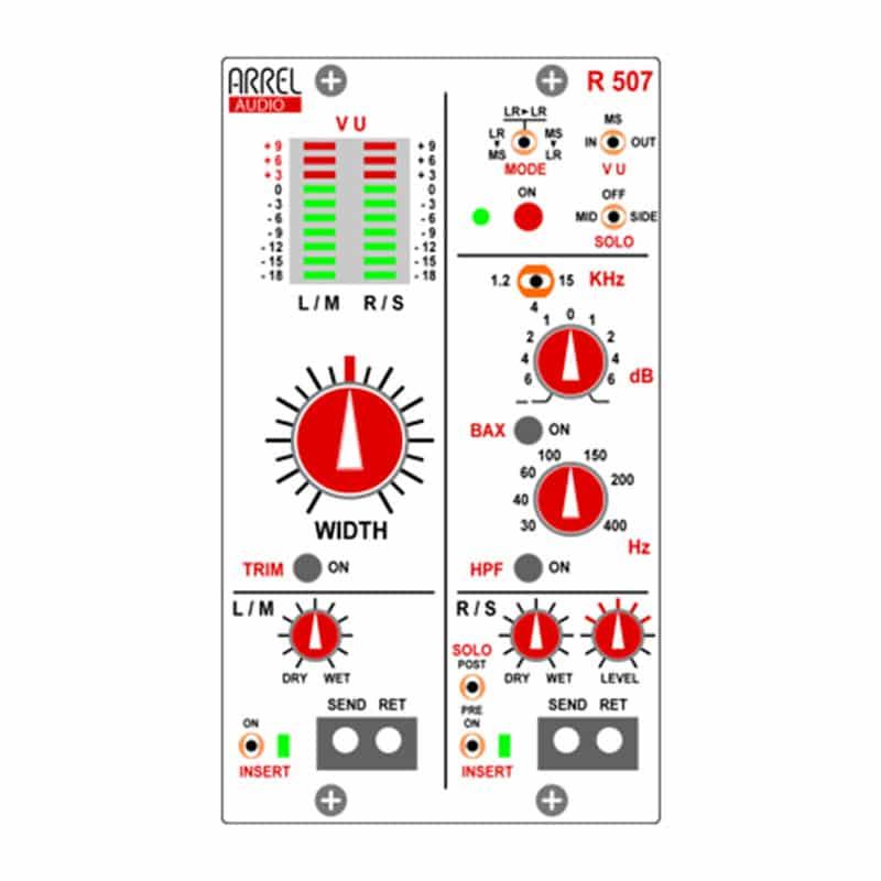 arrel audio R 507 Arrel Audio R 507
