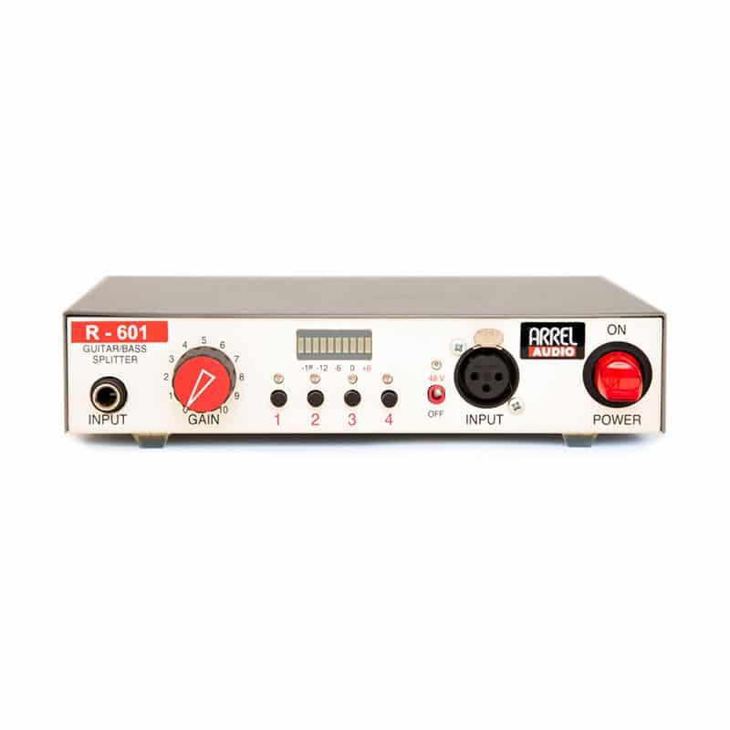 arrel audio R 601 1 Arrel Audio R 601