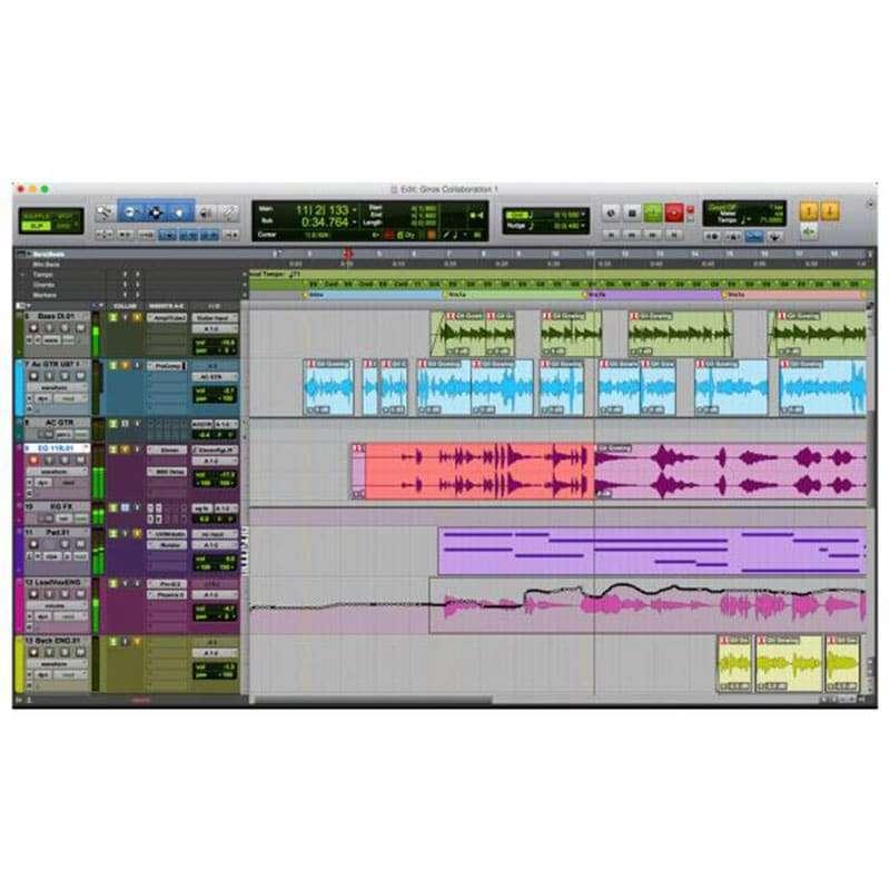 avid elevenrack protools 4 Pro Audio, Software, DAW, Audio Digitale Convertitori e Schede Audio, Schede Audio per PC e MAC
