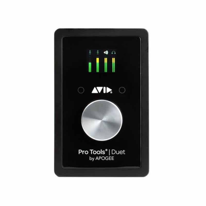 AVID Pro Tools | DUET Pro Audio, Software, DAW, Audio Digitale, Schede Audio per PC e MAC avid protools duetprotools12 2 1