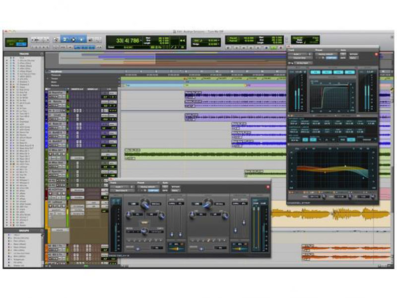 AVID Pro Tools | DUET Pro Audio, Software, DAW, Audio Digitale, Schede Audio per PC e MAC avid protools duetprotools12 4