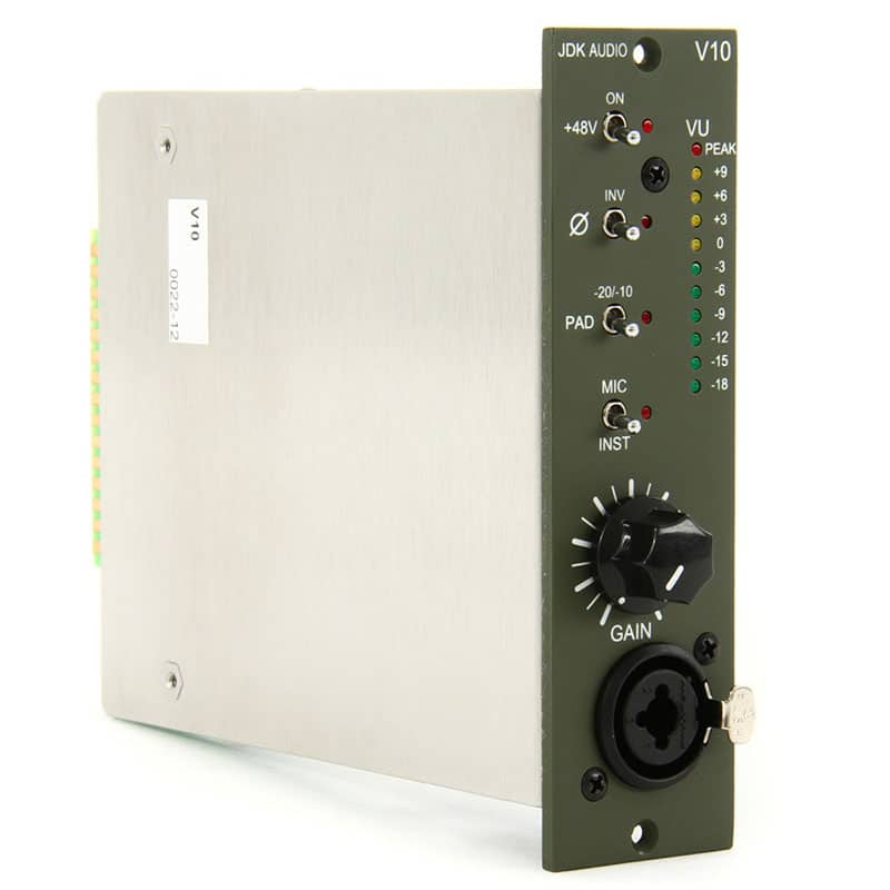jdk audio v10 2 JDK Audio V10