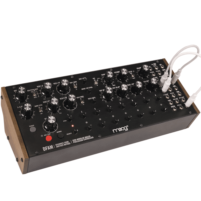 MOOG DFAM (Drummer From Another Mother) Drum Machines, Synthesizers and Drum Machines moog dfam 2