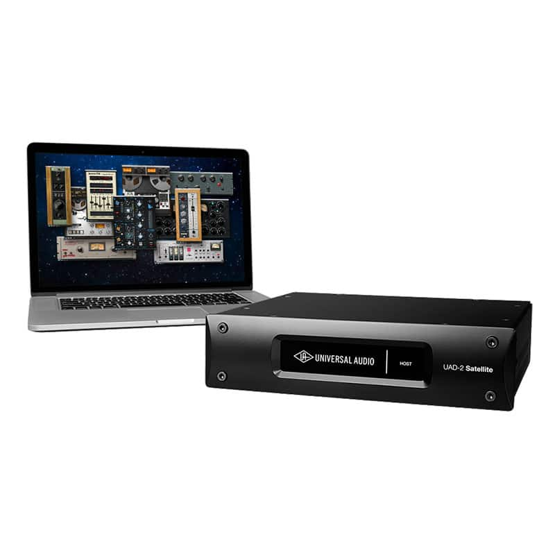 uad2 satellite usb quad 4 Pro Audio, Audio Digitale Convertitori e Schede Audio, Schede DSP e acceleratori