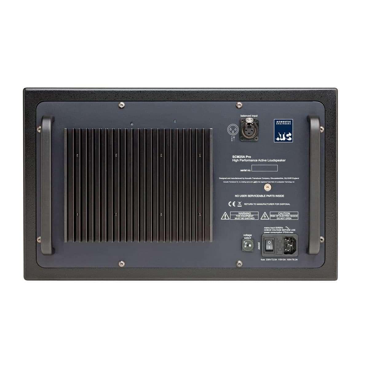 ATC SCM25A 02 Pro Audio, Audio Monitors, Studio Monitor