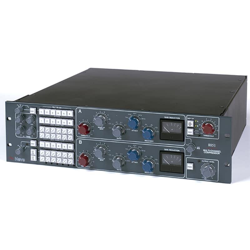 Ams Neve 8051 01 Pro Audio, Outboard, Compressori
