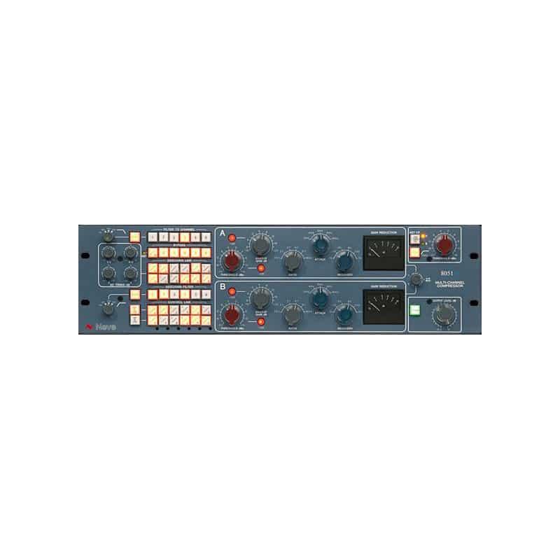 Ams Neve 8051 02 Pro Audio, Outboard, Compressori