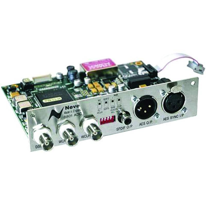 Ams Neve 8801ADC Neve 8801 ADC Option