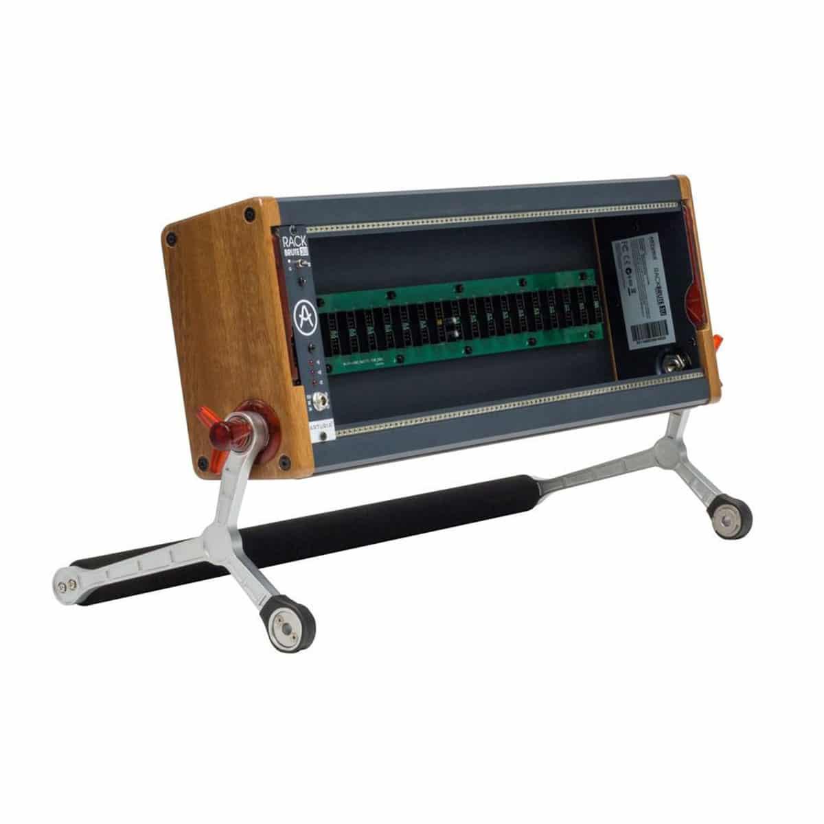 Arturia Rackbrute 3U 03 Sintetizzatori e Drum Machine, Case Eurorack