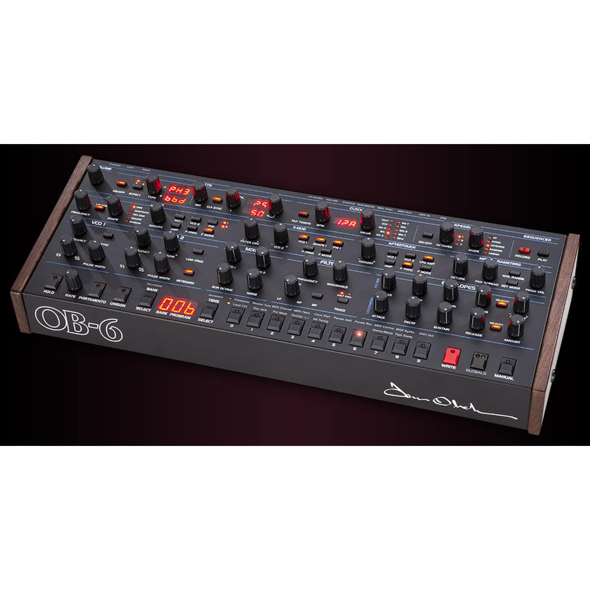 Dave Smith OB 6 Desktop Sintetizzatori e Drum Machine, Sintetizzatori e Tastiere, Synth Desktop Dave Smith OB 6 04