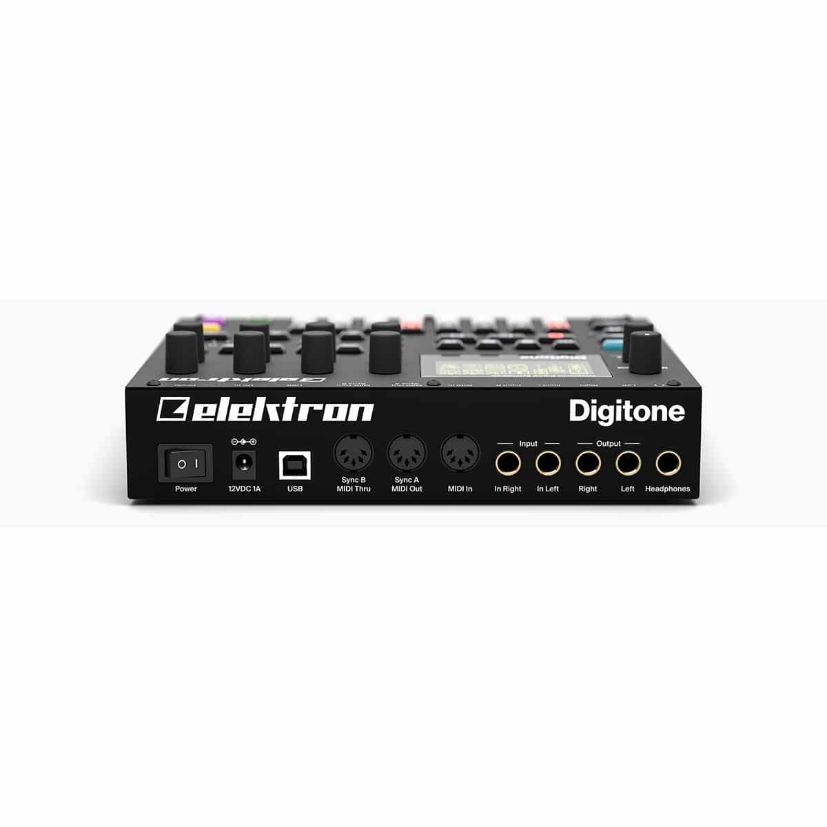 Elektron Digitone 02 Sintetizzatori e Drum Machine, Sintetizzatori e Tastiere, Synth Desktop, Drum Machines Batterie Elettroniche