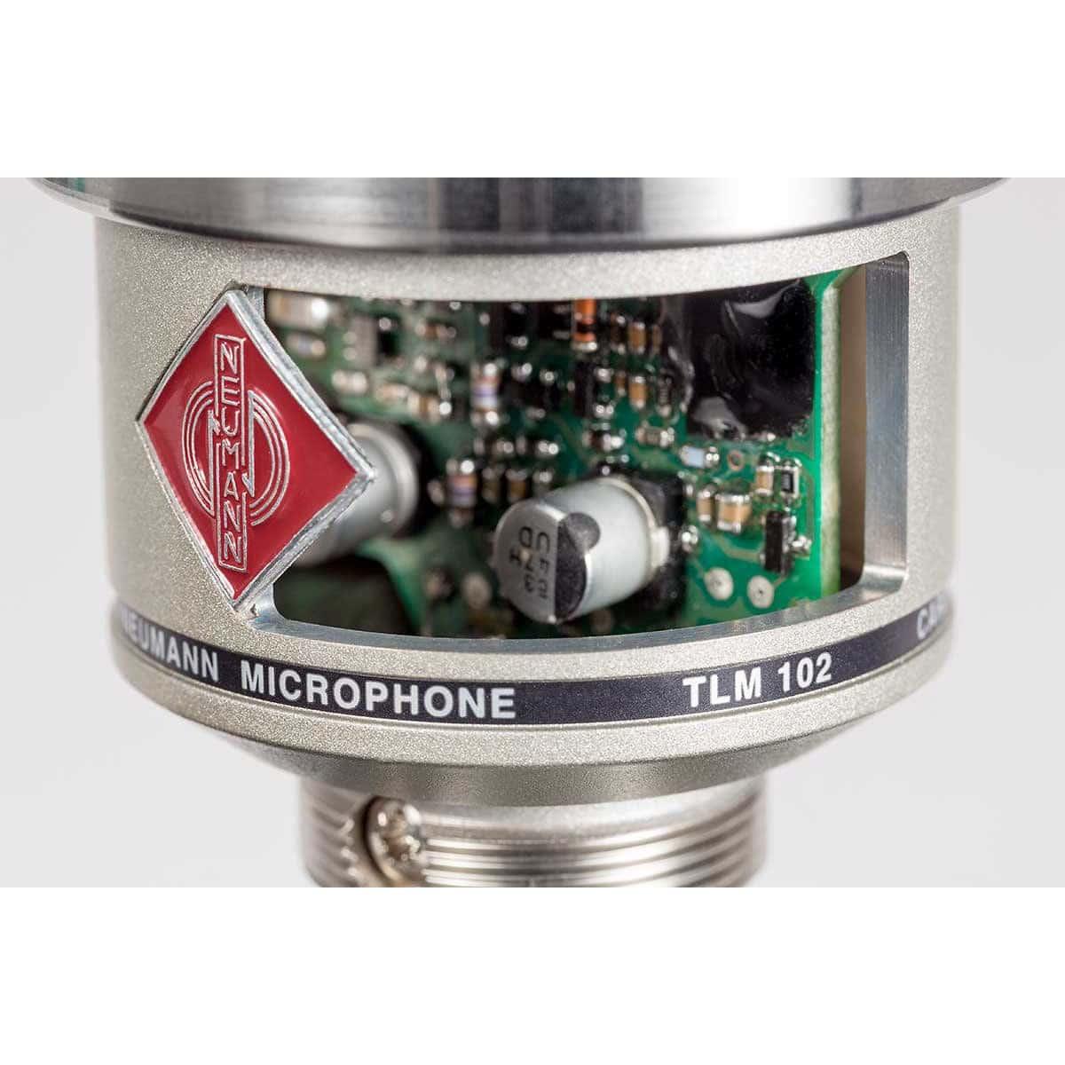 Neumann TLM 102 box 03 Microfoni a Condensatore, Microfoni professionali, Strumentazioni Pro Audio per studi di registrazione