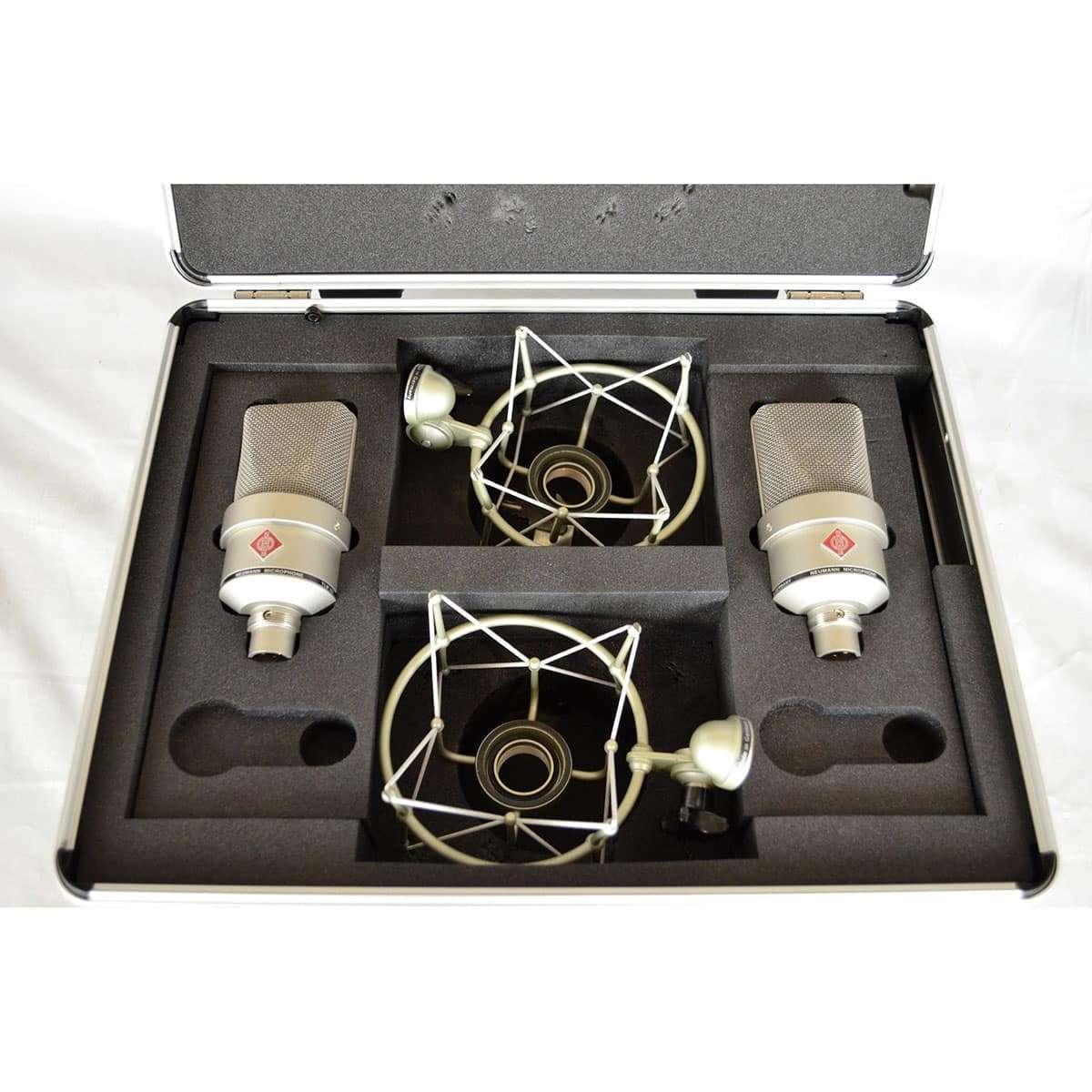 Neumann TLM 103 stereo set 01 Microfoni a Condensatore, Microfoni professionali, Strumentazioni Pro Audio per studi di registrazione