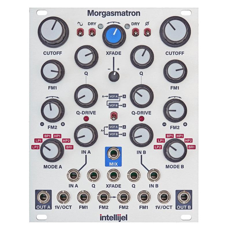 Intellijel Morgasmatron Intellijel Morgasmatron