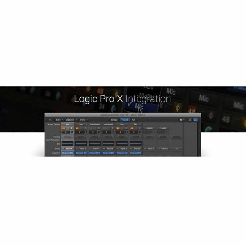 Apogee Element 46 09 Pro Audio, Audio Digitale, Schede Audio per PC e MAC
