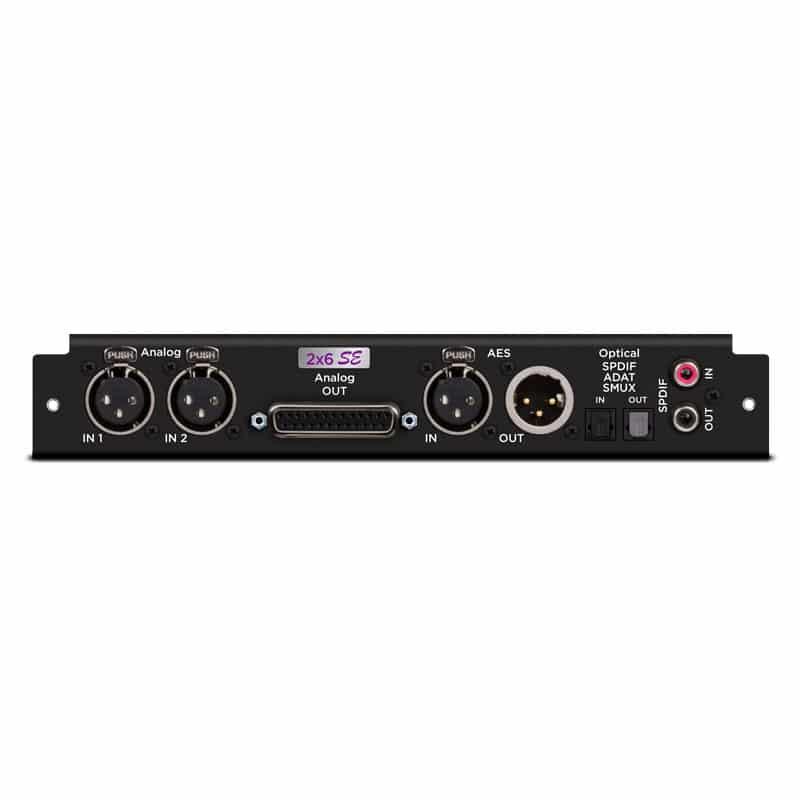 Apogee SYMPHONY IO MK II 2X6 SE PTHD 02 Pro Audio, Audio Digitale, Schede Audio per PC e MAC