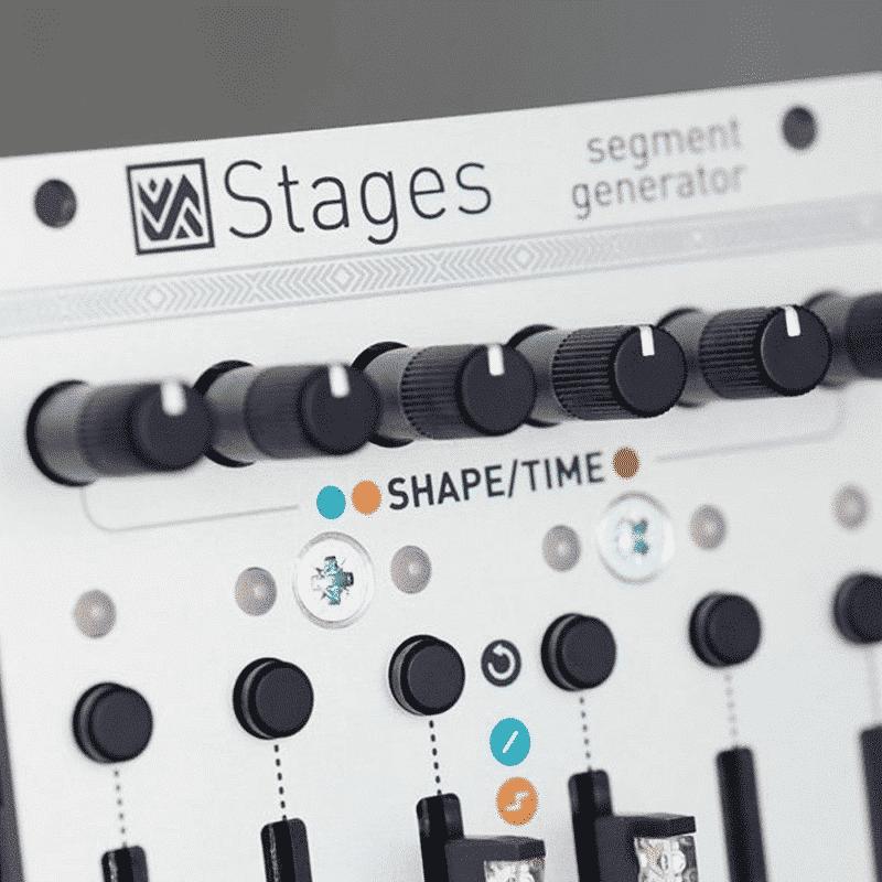Mutable Instruments Stages2 Sintetizzatori e Drum Machine, Moduli Eurorack e accessori, Inviluppo
