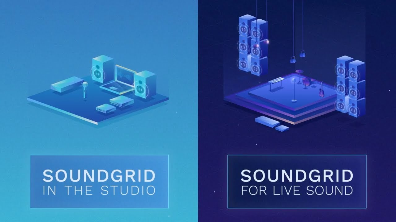 What is SoundGrid and what are its uses?