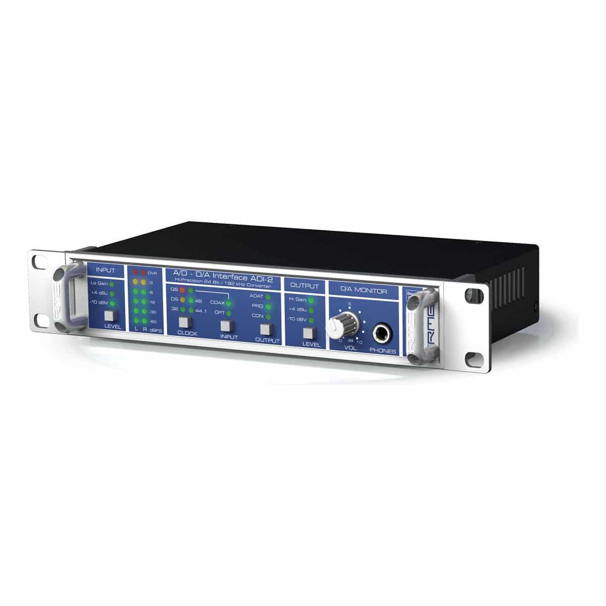 RME ADI 2 01 Convertitori audio professionali, Strumentazioni Pro Audio per studi di registrazione, Audio digitale: Convertitori e schede audio, Interfacce e schede audio USB e Thunderbolt per PC e Mac