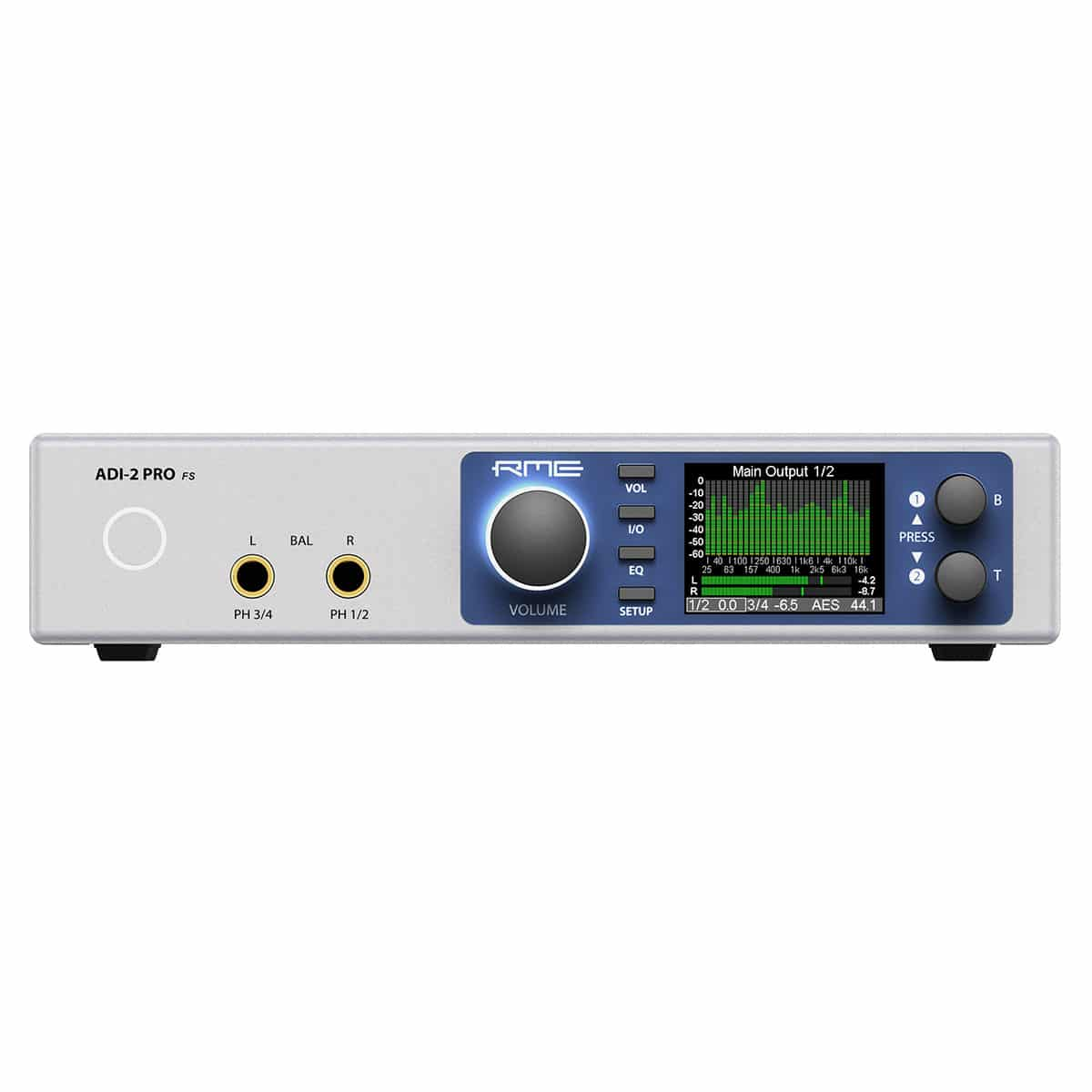 RME ADI 2 PRO FS 01 Convertitori Audio, Pro Audio, Audio Digitale, Schede Audio per PC e MAC
