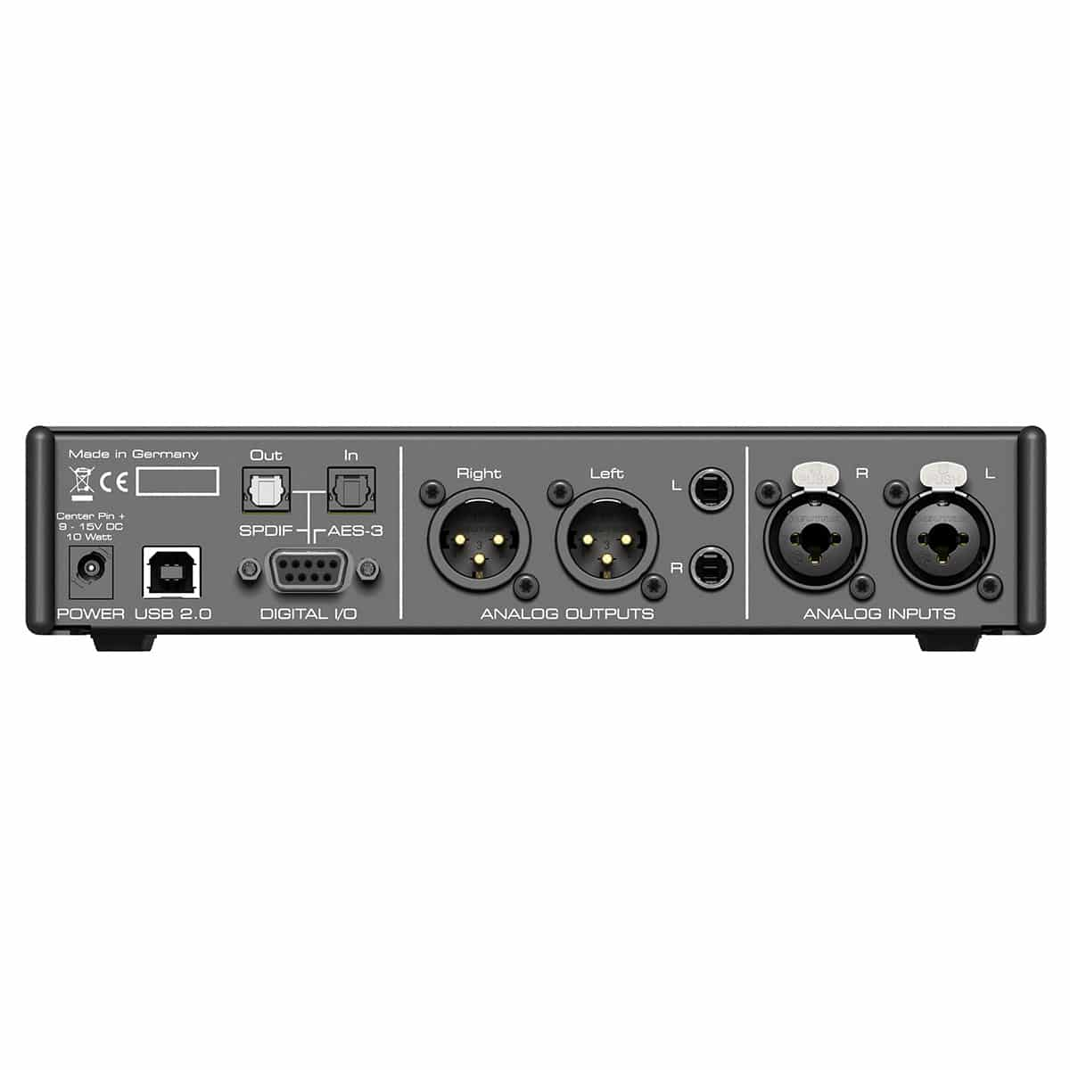 RME ADI 2 PRO FS 02 Convertitori Audio, Pro Audio, Audio Digitale, Schede Audio per PC e MAC