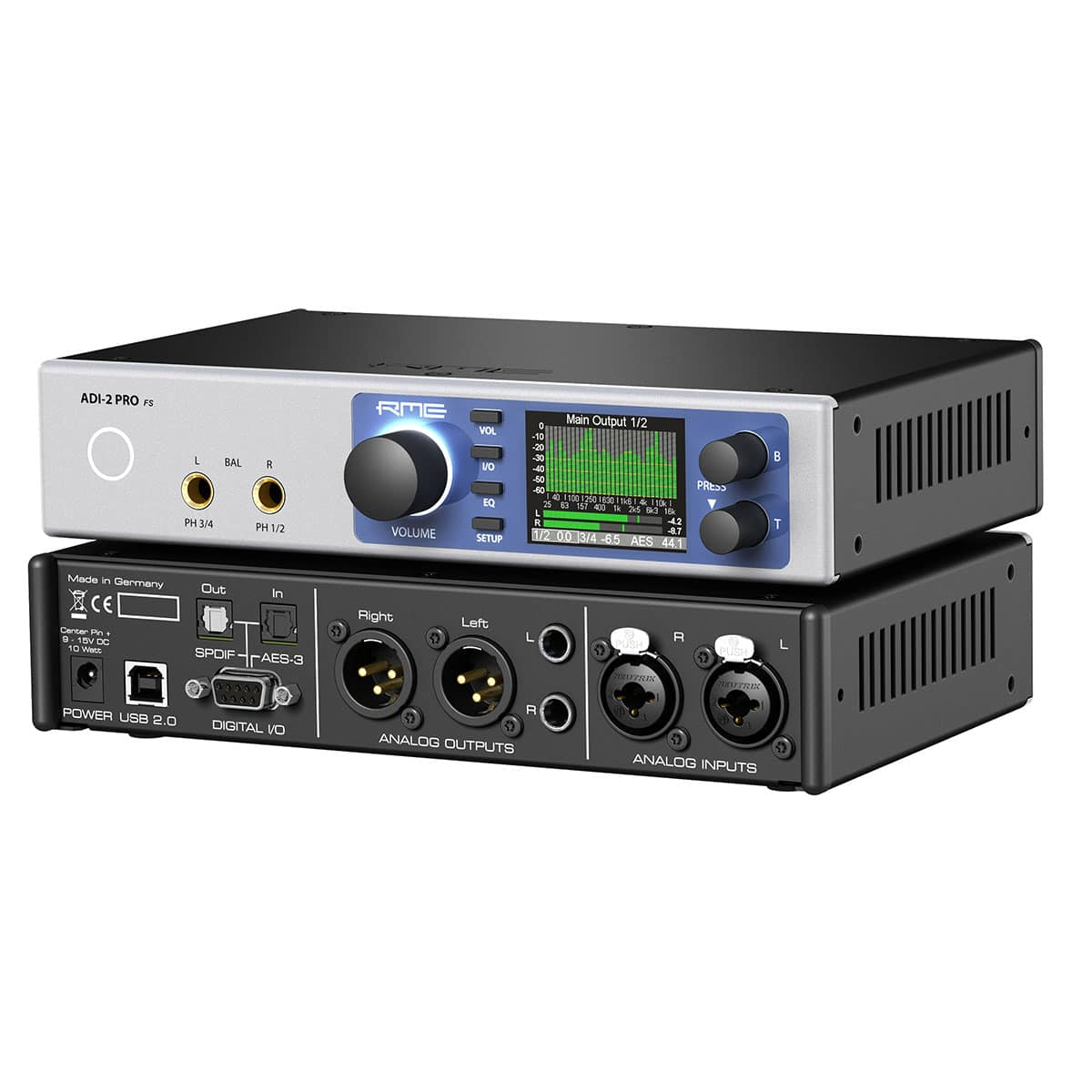 RME ADI 2 PRO FS 03 Convertitori Audio, Pro Audio, Audio Digitale, Schede Audio per PC e MAC