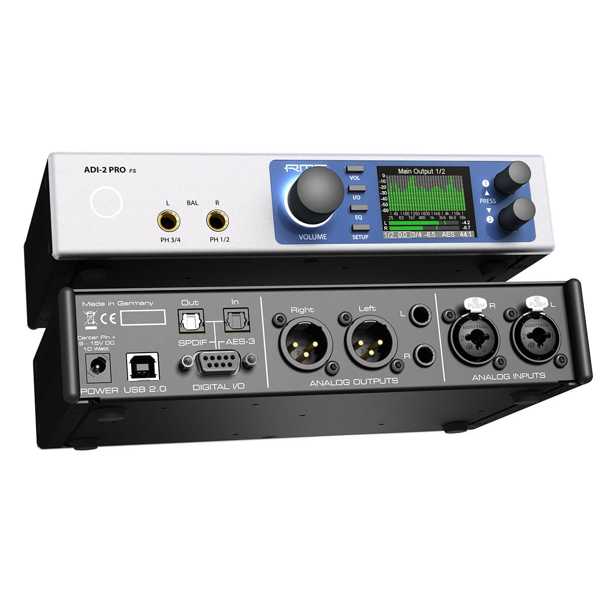 RME ADI 2 PRO FS 04 Convertitori Audio, Pro Audio, Audio Digitale, Schede Audio per PC e MAC