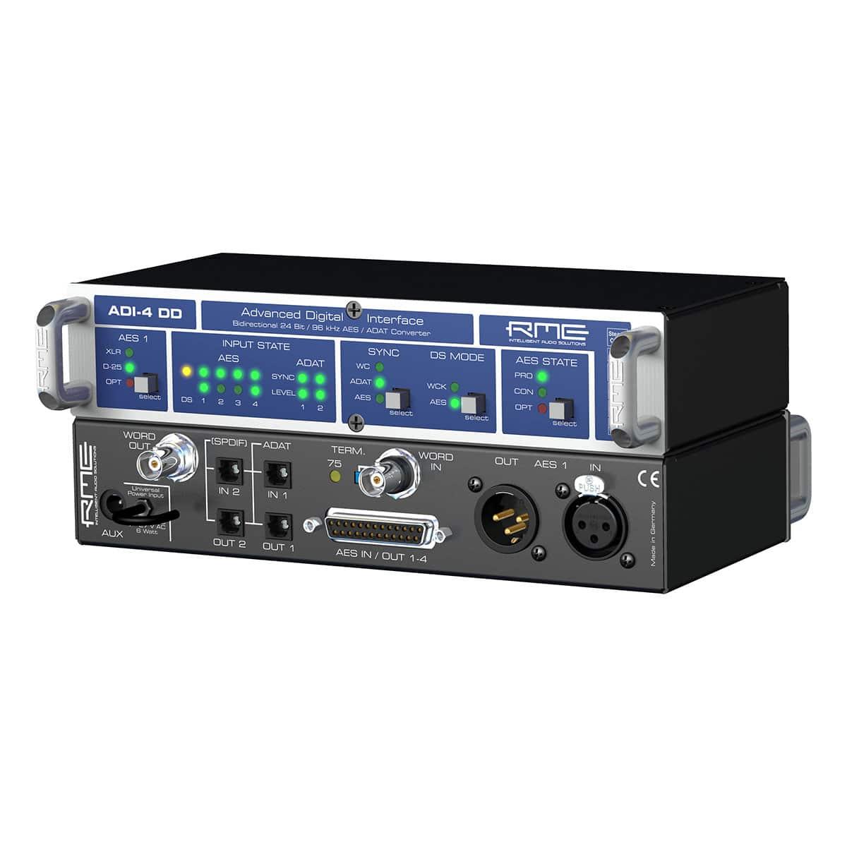 RME ADI 4 DD 03 Convertitori Audio, Pro Audio, Audio Digitale