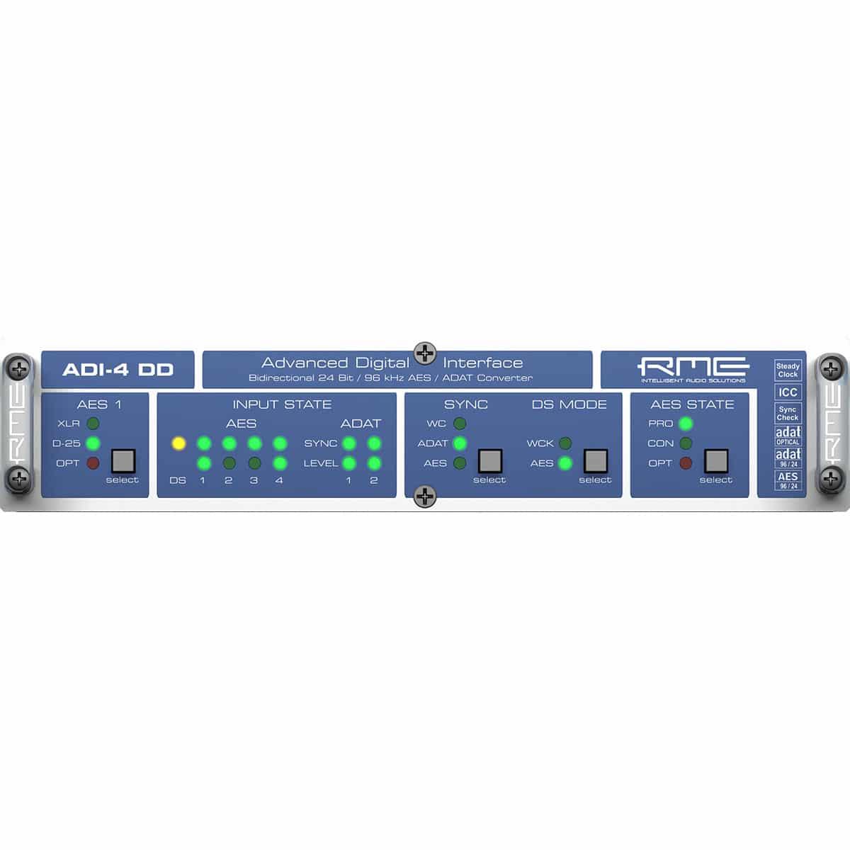 RME ADI 4 DD 04 Convertitori Audio, Pro Audio, Audio Digitale