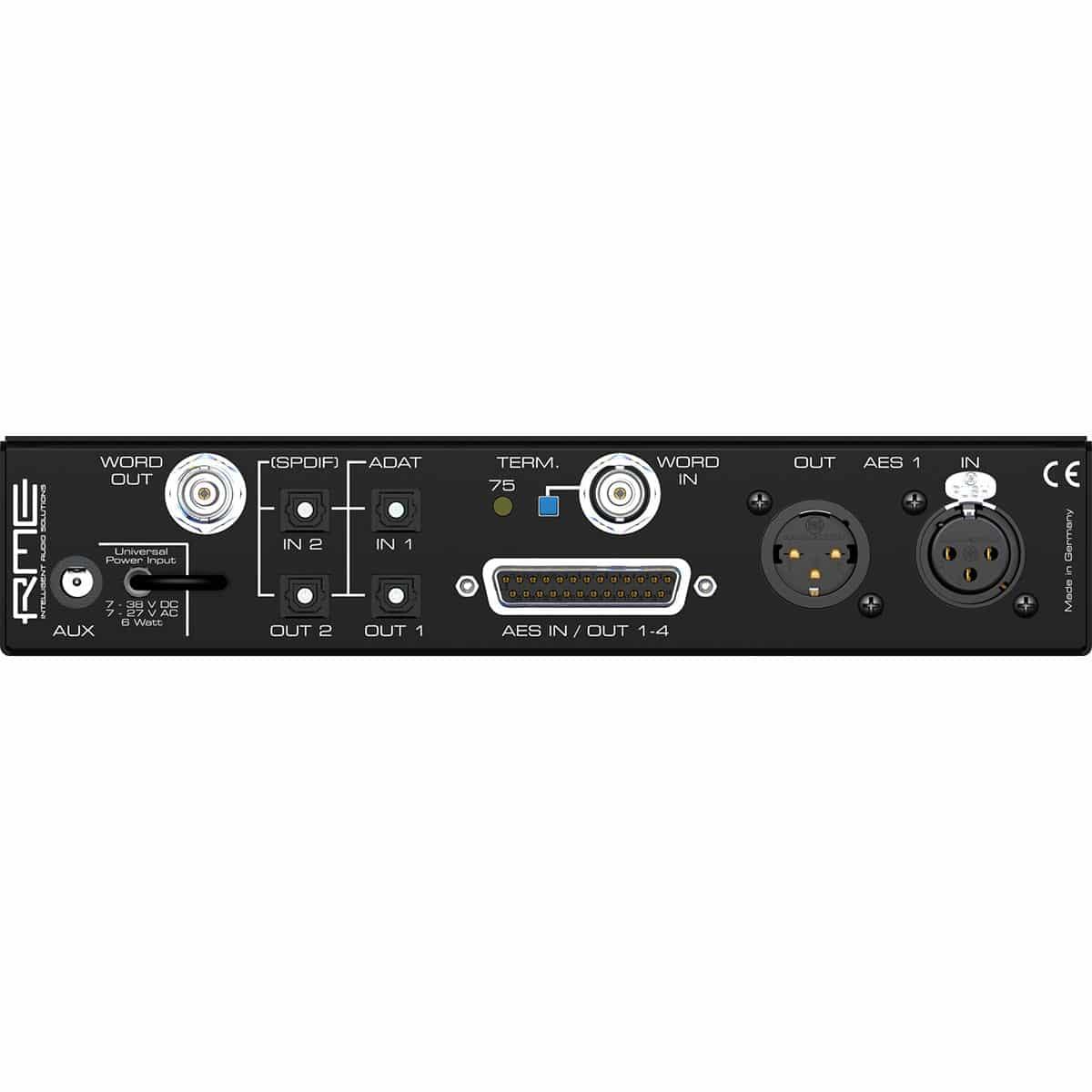 RME ADI 4 DD 05 Convertitori Audio, Pro Audio, Audio Digitale