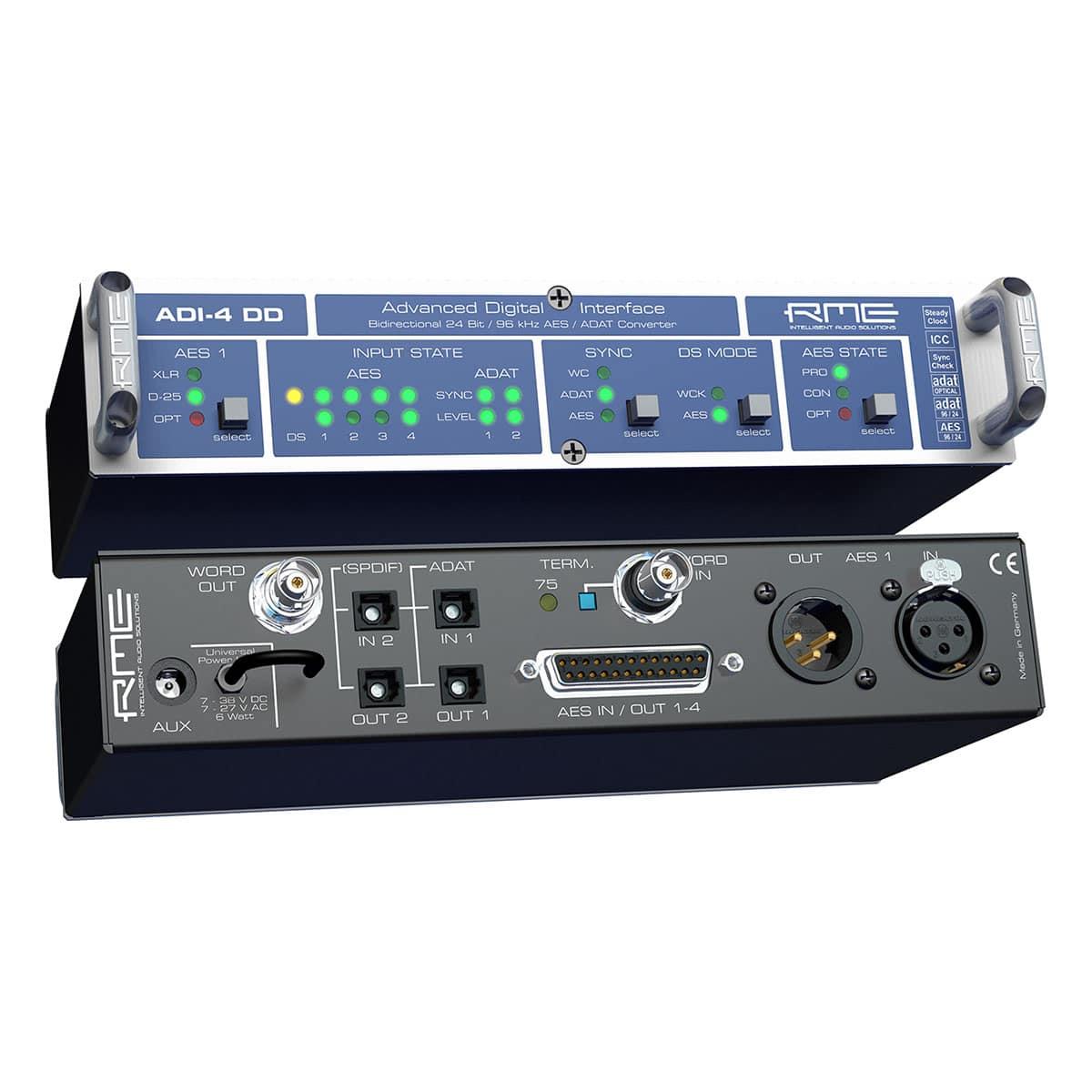 RME ADI 4 DD 06 Convertitori Audio, Pro Audio, Audio Digitale