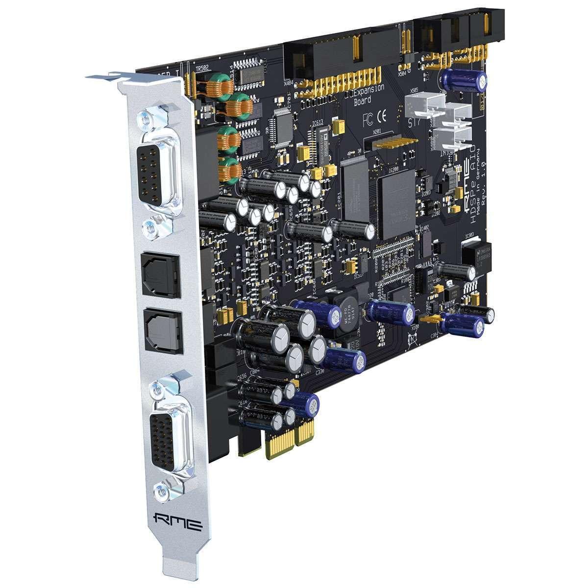 RME HDSPe AIO 02 Convertitori Audio, Pro Audio, Audio Digitale Convertitori e Schede Audio, Schede Audio per PC e MAC