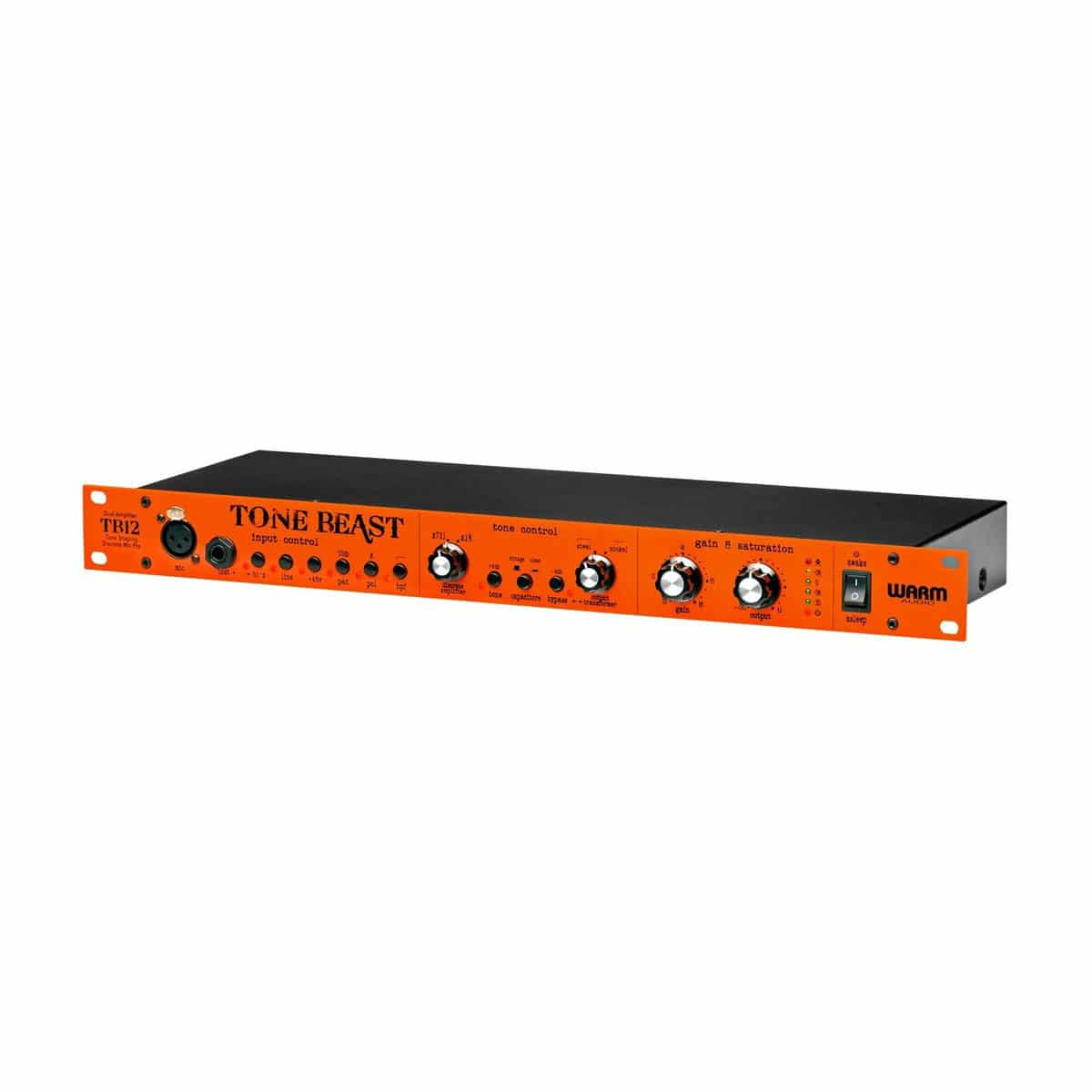 Warm Audio TB12 04 Pro Audio, Outboard, Preamplificatori Microfonici