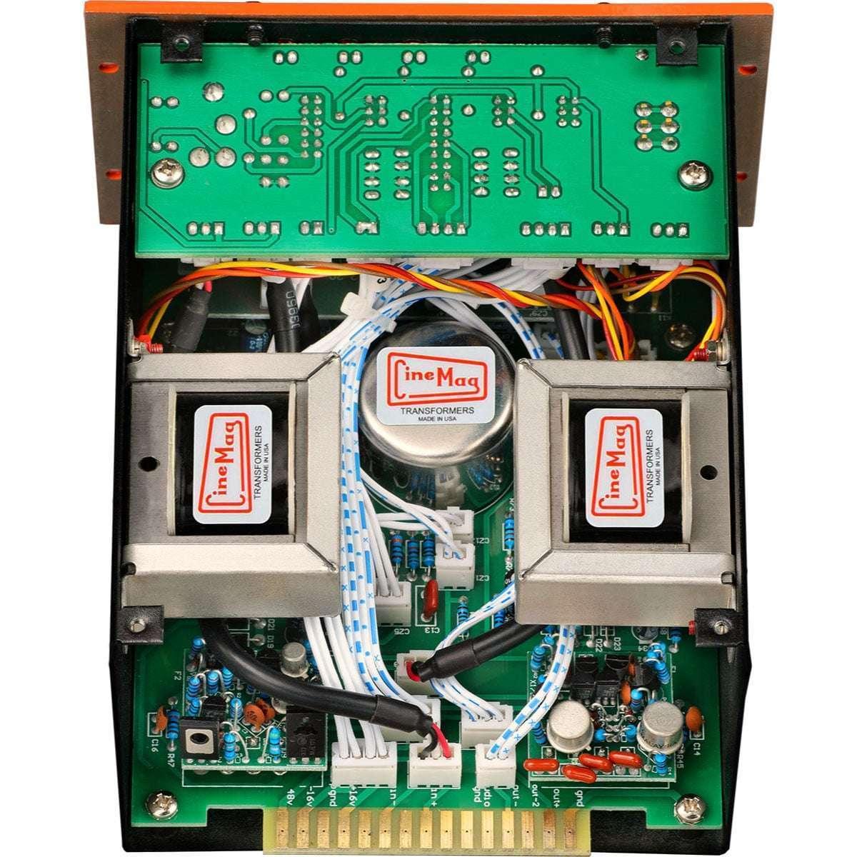 Warm Audio TB12 500 02 Pro Audio, Outboard, Preamplificatori Microfonici