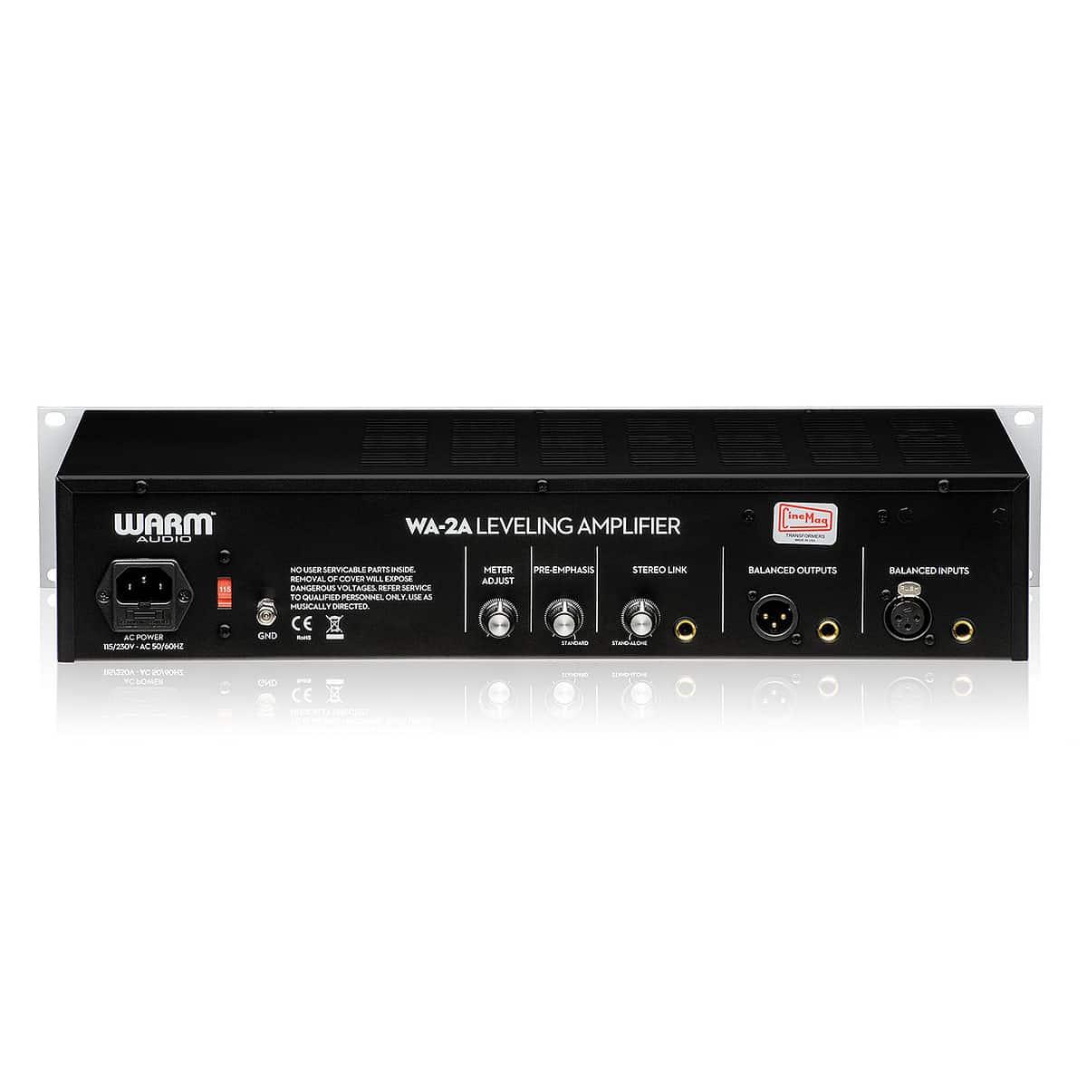 Warm Audio WA 2A 02 Pro Audio, Outboard, Compressori