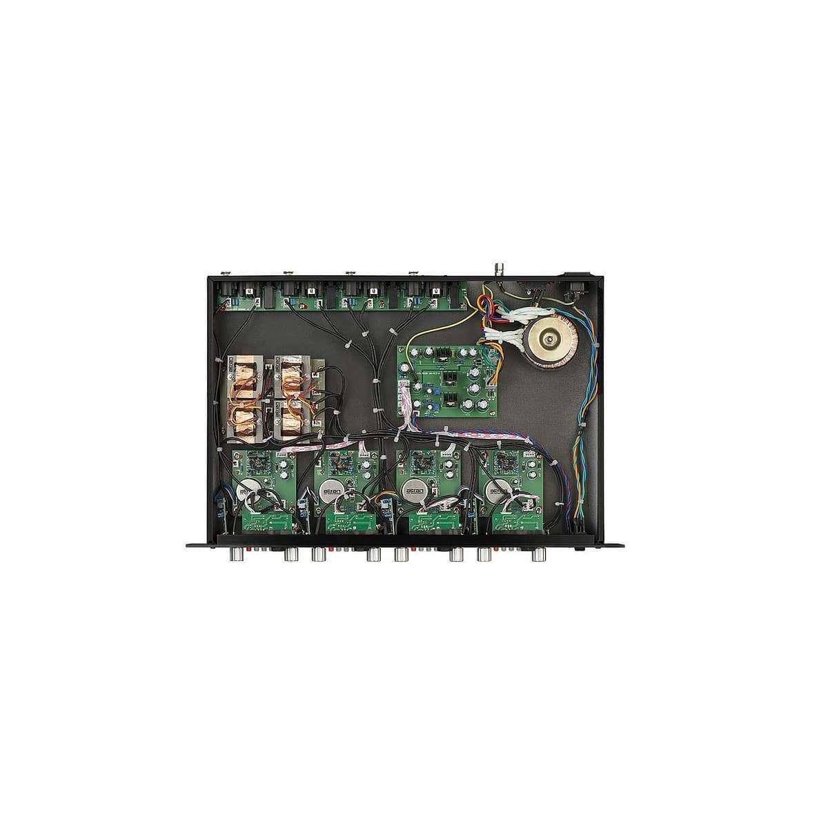 Warm Audio WA 412 03 Pro Audio, Outboard, Preamplificatori Microfonici