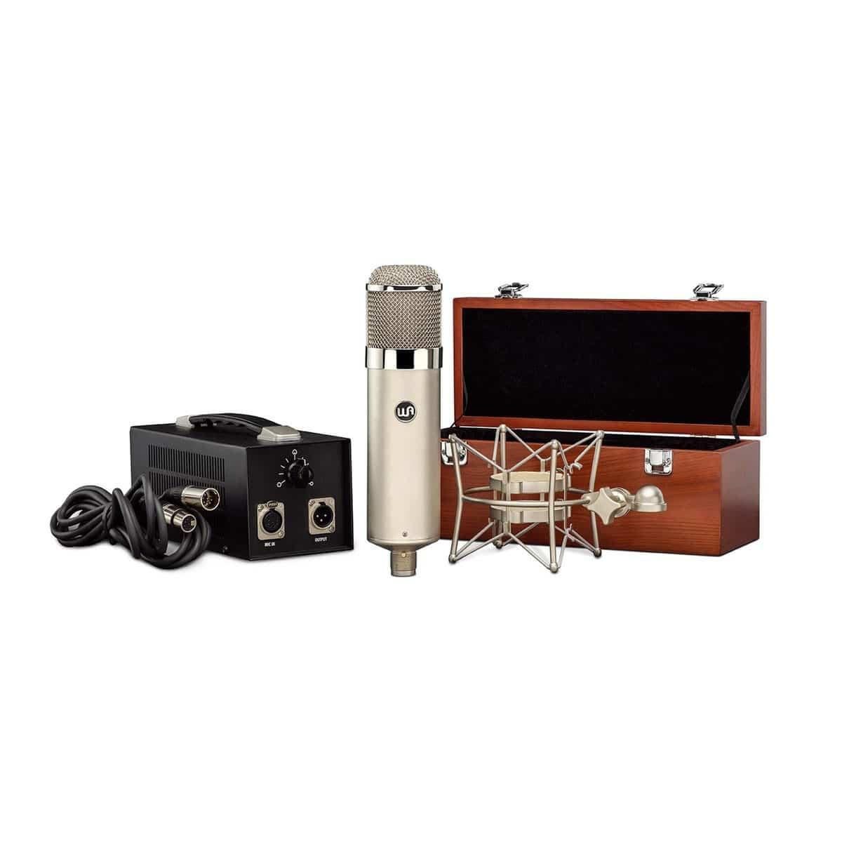 Warm Audio WA 47 04 Microfoni a Condensatore, Microfoni professionali, Strumentazioni Pro Audio per studi di registrazione