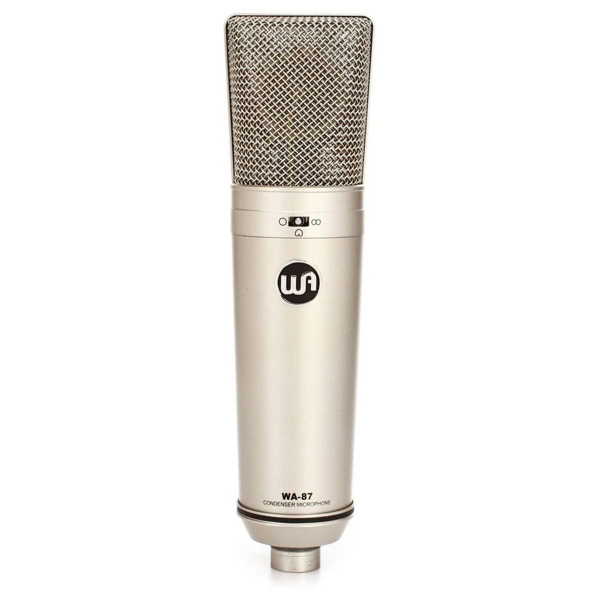 Warm Audio WA 87 01 Microfoni, Microfoni a Condensatore, Pro Audio